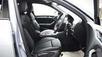 Audi S3 2.0 S3 SPORTBACK TFSI QUATTRO BLACK EDITION 5d 296 BHP Air Con - Rear Parki 8