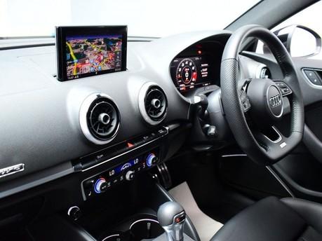 Audi S3 2.0 S3 SPORTBACK TFSI QUATTRO BLACK EDITION 5d 296 BHP Air Con - Rear Parki 12