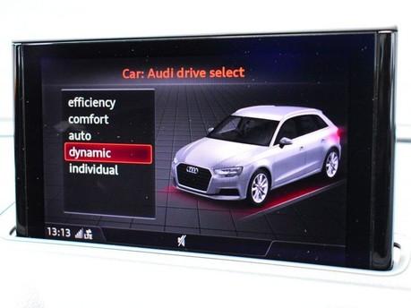 Audi S3 2.0 S3 SPORTBACK TFSI QUATTRO BLACK EDITION 5d 296 BHP Air Con - Rear Parki 14