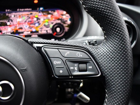 Audi S3 2.0 S3 SPORTBACK TFSI QUATTRO BLACK EDITION 5d 296 BHP Air Con - Rear Parki 19