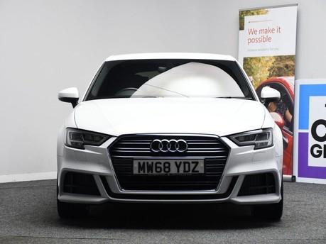 Audi A3 1.0 SPORTBACK TFSI S LINE 5d 114 BHP ***SAT NAV-DAB-BLUETOOTH*** 2