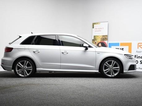 Audi A3 1.0 SPORTBACK TFSI S LINE 5d 114 BHP ***SAT NAV-DAB-BLUETOOTH*** 4