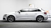 Audi A3 1.0 SPORTBACK TFSI S LINE 5d 114 BHP ***SAT NAV-DAB-BLUETOOTH*** 5