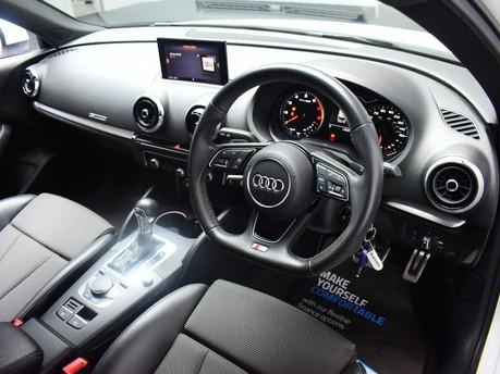 Audi A3 1.0 SPORTBACK TFSI S LINE 5d 114 BHP ***SAT NAV-DAB-BLUETOOTH*** 6