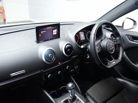 Audi A3 1.0 SPORTBACK TFSI S LINE 5d 114 BHP ***SAT NAV-DAB-BLUETOOTH*** 7
