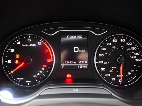 Audi A3 1.0 SPORTBACK TFSI S LINE 5d 114 BHP ***SAT NAV-DAB-BLUETOOTH*** 18