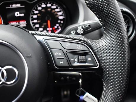 Audi A3 1.0 SPORTBACK TFSI S LINE 5d 114 BHP ***SAT NAV-DAB-BLUETOOTH*** 19