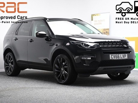 Land Rover Discovery Sport TD4 HSE BLACK 1