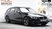 BMW 3 Series 318I SPORT TOURING 1