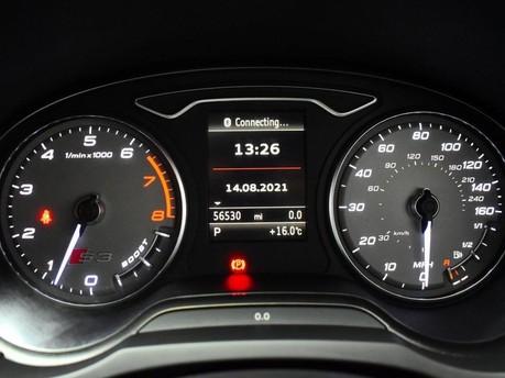 Audi A3 S3 SPORTBACK QUATTRO 12