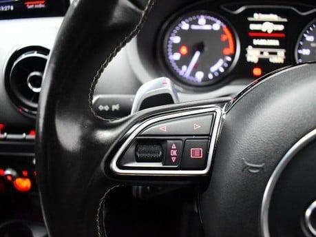 Audi A3 S3 SPORTBACK QUATTRO 16