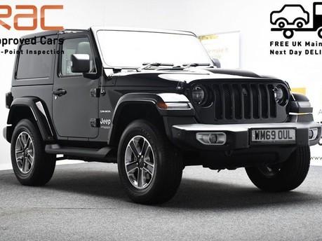 Jeep Wrangler MULTIJET II SAHARA 1