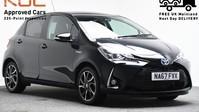 Toyota Yaris VVT-I DESIGN 1