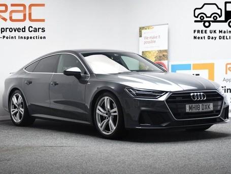 Audi A7 SPORTBACK TDI QUATTRO S LINE