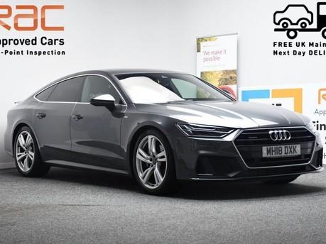 Audi A7 SPORTBACK TDI QUATTRO S LINE 1