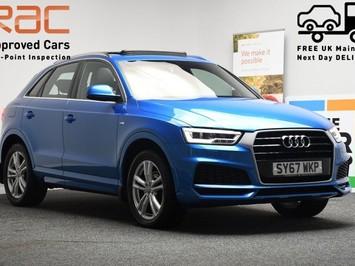 Audi Q3 TFSI S LINE EDITION