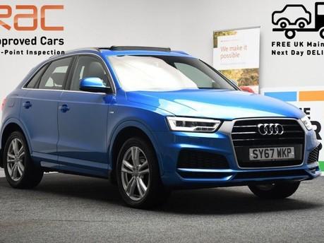Audi Q3 TFSI S LINE EDITION 1