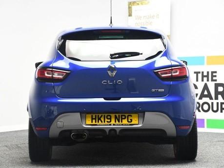 Renault Clio GT LINE TCE 5