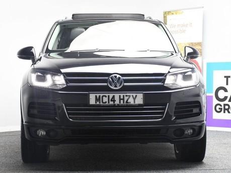 Volkswagen Touareg V6 R-LINE TDI BLUEMOTION TECHNOLOGY 4