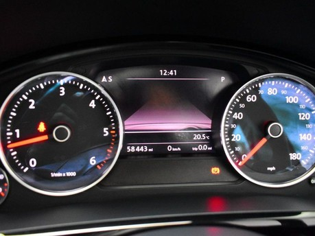Volkswagen Touareg V6 R-LINE TDI BLUEMOTION TECHNOLOGY 20