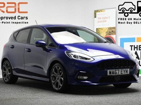 Ford Fiesta ST-LINE X 1