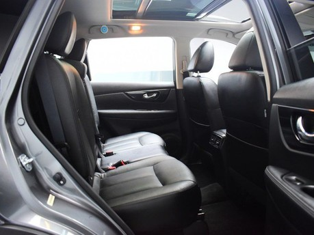 Nissan X-Trail DCI TEKNA XTRONIC 10