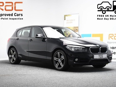 BMW 1 Series C 200 4MATIC AMG LINE PREMIUM