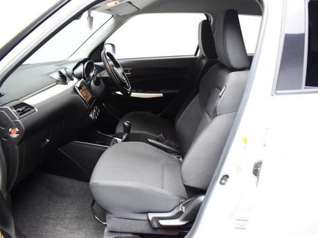 Suzuki Swift SZ5 BOOSTERJET SHVS 10