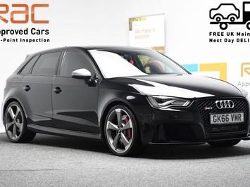 Audi RS3 RS3 SPORTBACK QUATTRO NAV