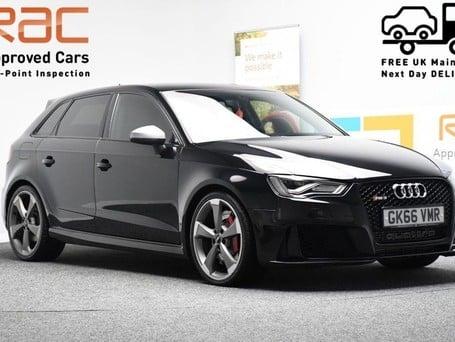 Audi A3 RS3 SPORTBACK QUATTRO NAV