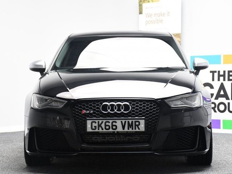Audi RS3 RS3 SPORTBACK QUATTRO NAV 4
