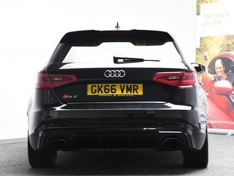 Audi RS3 RS3 SPORTBACK QUATTRO NAV 5