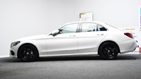 Mercedes-Benz C Class C220 BLUETEC AMG LINE 7