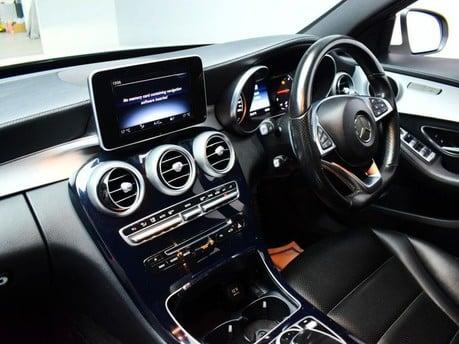 Mercedes-Benz C Class C220 BLUETEC AMG LINE 12