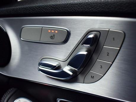 Mercedes-Benz C Class C 220 D SPORT PREMIUM 19