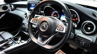 Mercedes-Benz C Class 2.1 C250 BLUETEC AMG LINE PREMIUM 5d 204 BHP 2