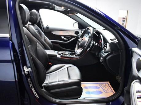 Mercedes-Benz C Class 2.1 C250 BLUETEC AMG LINE PREMIUM 5d 204 BHP 7