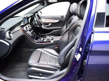 Mercedes-Benz C Class 2.1 C250 BLUETEC AMG LINE PREMIUM 5d 204 BHP 9