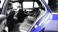 Mercedes-Benz C Class 2.1 C250 BLUETEC AMG LINE PREMIUM 5d 204 BHP 10