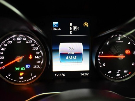 Mercedes-Benz C Class 2.1 C250 BLUETEC AMG LINE PREMIUM 5d 204 BHP 12