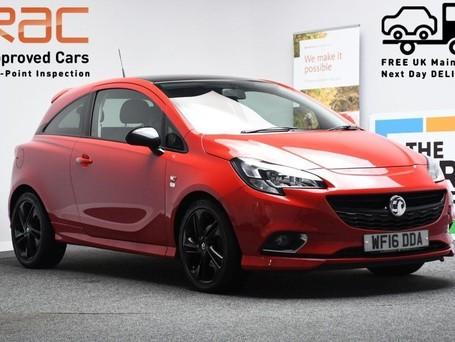 Vauxhall Corsa LIMITED EDITION ECOFLEX S/S