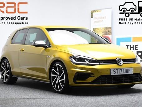 Volkswagen Golf R TSI DSG