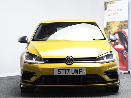Volkswagen Golf R TSI DSG 4