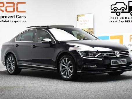 Volkswagen Passat R LINE TDI BLUEMOTION TECHNOLOGY
