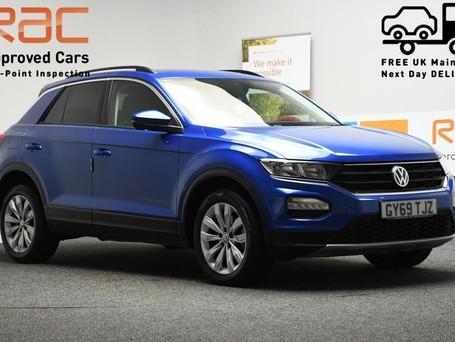 Volkswagen T-Roc SE TSI EVO DSG