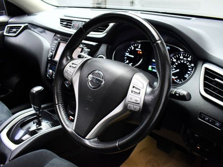 Nissan X-Trail DCI N-TEC XTRONIC 2