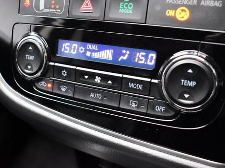Mitsubishi Outlander *PANORAMIC SUNROOF *2.3 DI-D 4 5d 147 BHP *** 7 SEATS + PANORAMIC SUNROOF * 18
