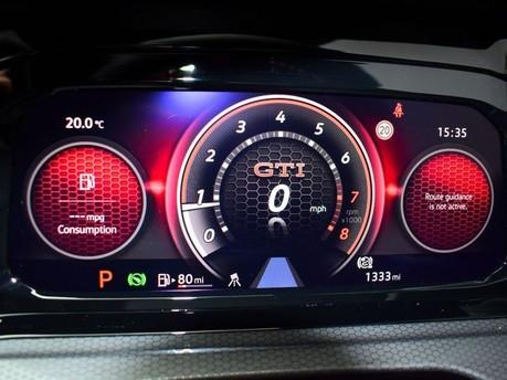 Volkswagen Golf GTI CLUBSPORT TSI DSG 15