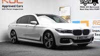 BMW 7 Series 730D XDRIVE M SPORT 1