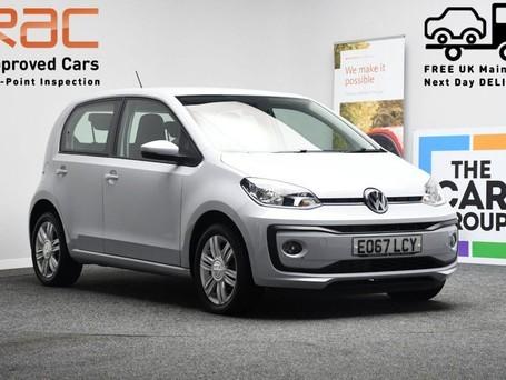 Volkswagen Up HIGH UP